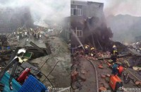9 dead in China building collapse, dozens rescued: Xinhua