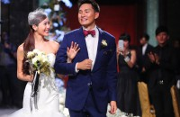 Couple running one of S'pore's most well known funeral companies get hitched