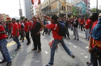 Pro-Malay protesters could soon become 'nuisance to public, cops'