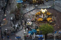 Two men arrested over Bangkok attack unlikely the bomber: police