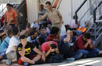 Turkey halts more migrant boats as toddler deaths fail to stop crossings