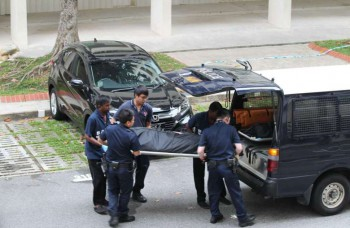 Woman found dead in her car at Tampines HDB block
