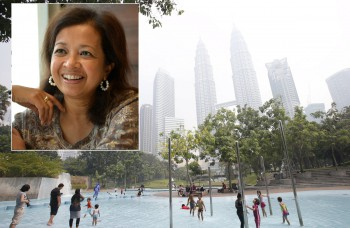 Only with humour can Malaysia 'move on'