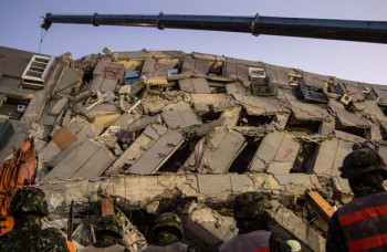 Taiwan to seize $1.27m in assets from collapsed building developer