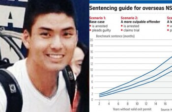 NS dodger jailed for 1.5 months