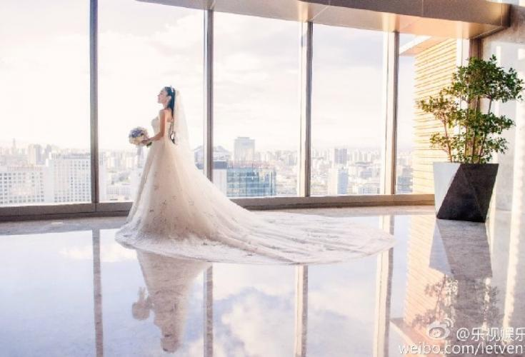 Christy Chung Marries Younger Fiance In Marine Themed Wedding Women