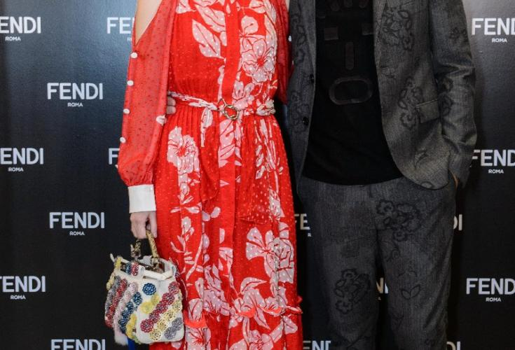 3cae91cc997c Local celebrities turn up in style for reopening of Fendi boutique at MBS