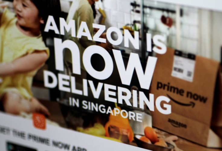 Amazon sets foot in SEA region via Singapore launch