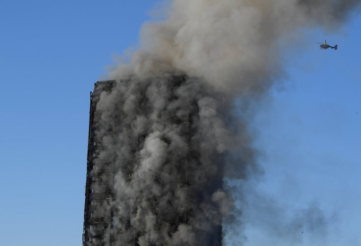 Girl Escapes Grenfell Tower Fire and Takes Exam