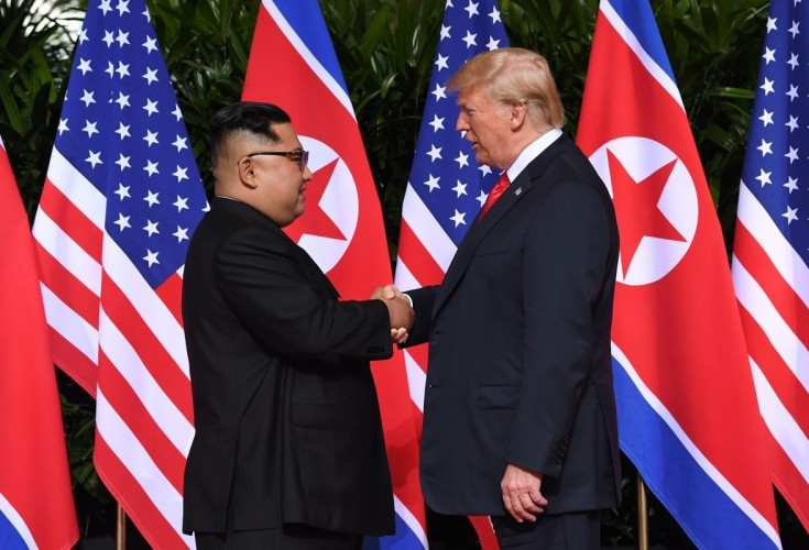 'Without the Rhetoric' Against Kim, the Summit May Never Have Happened