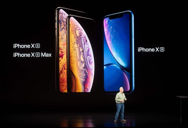 Apple iPhone Xs, iPhone Xs Max, and iPhone Xr Announced