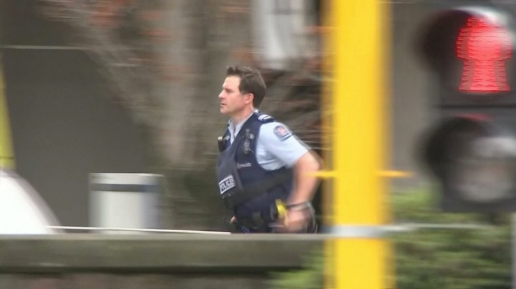 New Zealand Shooting Gallery: New Zealand Shooting Suspect Brenton Tarrant Appears In