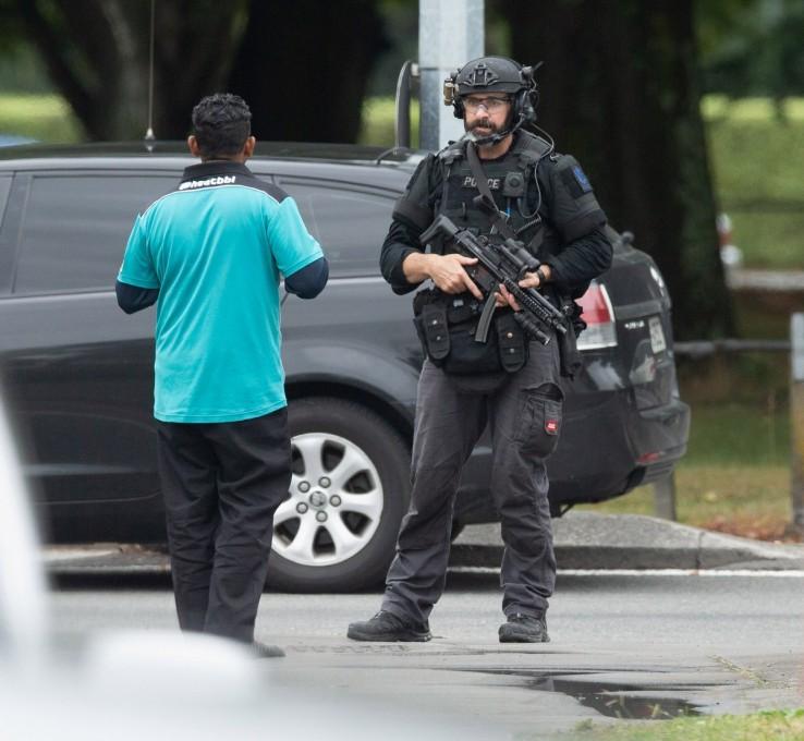 New Zealand shooting s...
