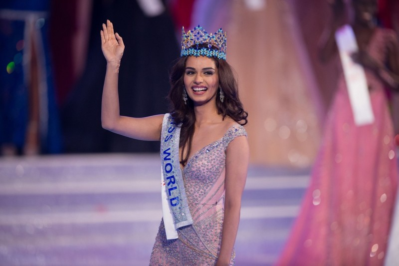 The Official Thread of Miss World 2017 ® Manushi Chhillar - India 2017Missworld05