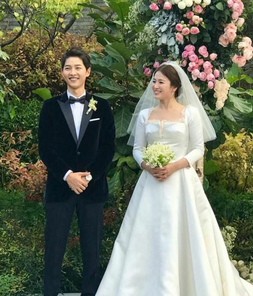 Song Joong Ki dan Song Hye Kyo