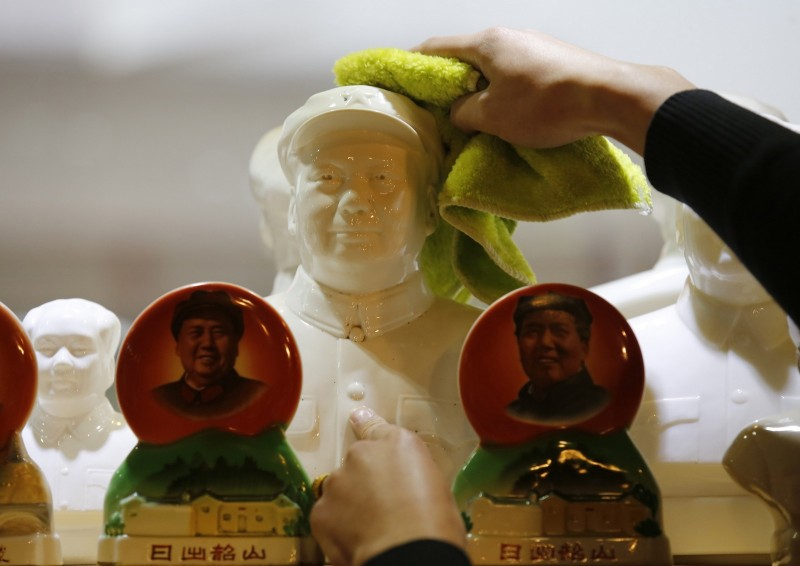 China marked the 120th birthday of its Communist founder Mao Zedong with free noodles in his home town, as President Xi Jinping visited a mausoleum housing ...