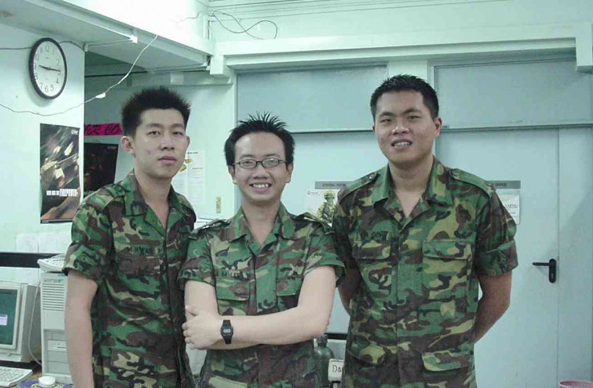Meet Singapore's No  1 military buff who's spent over $80,000 on his