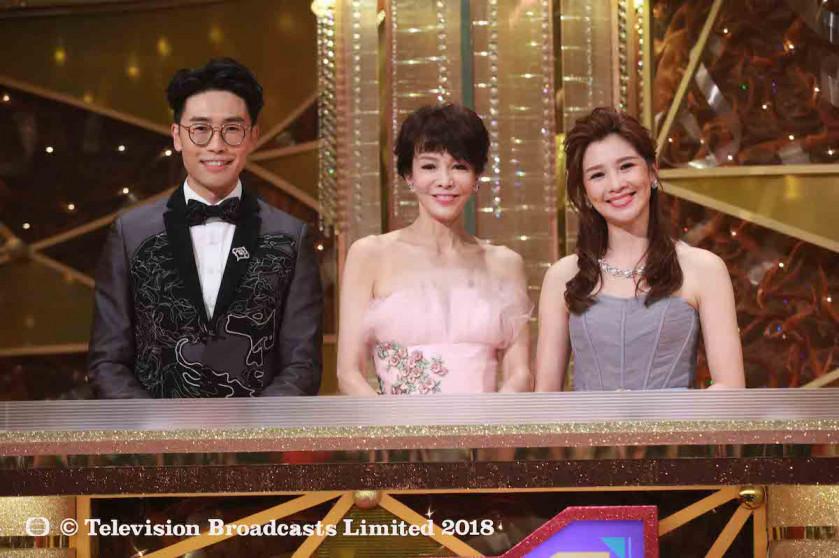 Hong Kong actor Edwin Siu reveals Priscilla Wong as his wife at TVB