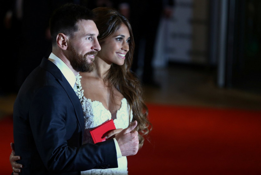 Football star Messi weds childhood sweetheart in Argentina's 'wedding of the century', World ...