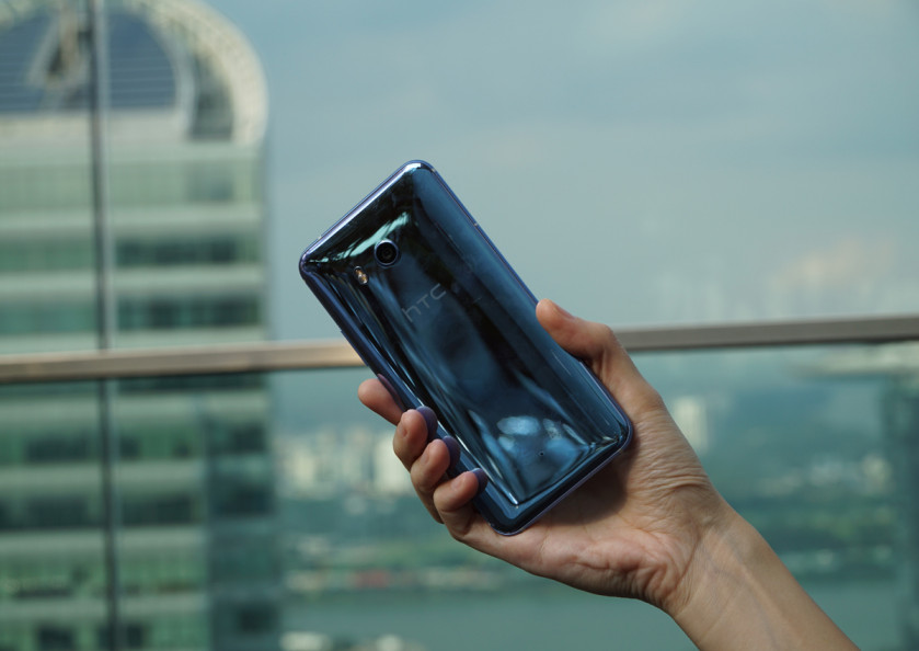 HTC launches its best smartphone yet, the HTC U11   AsiaOne