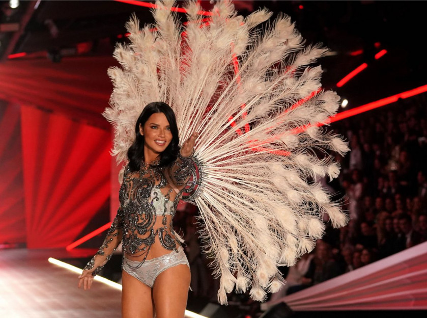 21-year-old is first Filipino to walk Victoria's Secret