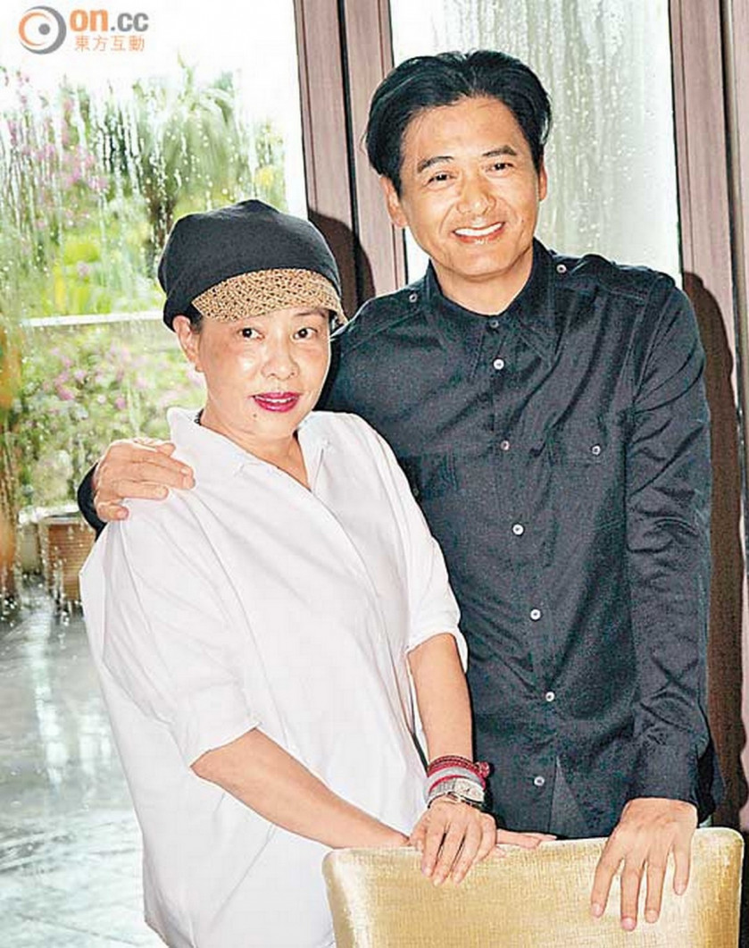 Chow Yun Fat once told his wife he will not marry her, Entertainment