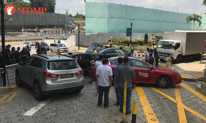 1 Dead Another Taken To Nuh After 4 Car Accident Outside Gleneagles