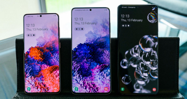 Image of article 'Is it worth upgrading to Samsung Galaxy S20 phones right now? An Apple fan and a Samsung devotee find out'