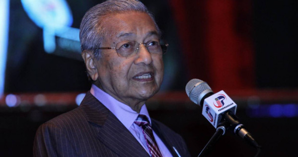 Mahathir raises a stink over state of public toilets in Malaysia