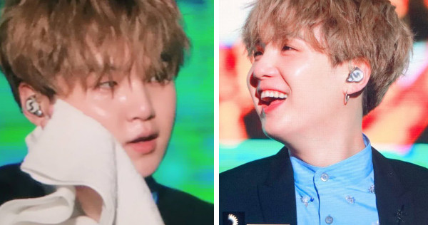 BTS Army defends Suga after online backlash over his weight