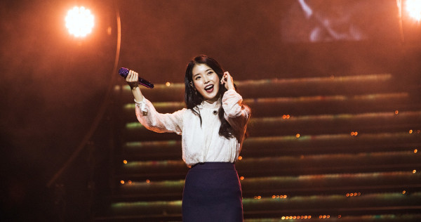 Surprising things we learnt about IU during her Singapore