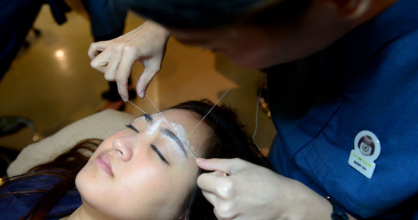 f239d0b108c Eyebrows in spotlight as brow-grooming services and products rise in  popularity, Women News - AsiaOne