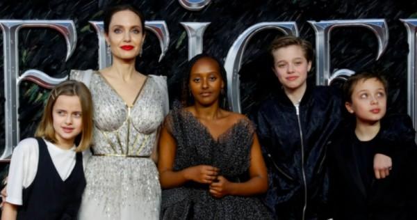 Judge handling Jolie-Pitt divorce case told to step down, Entertainment News
