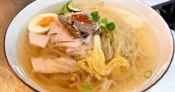 Inter-Korea summit shines spotlight on Kobe's Pyongyang noodles