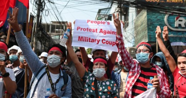 Myanmar military urged not to 'invite' foreign intervention, as Asean foreign ministers meet, Asia News