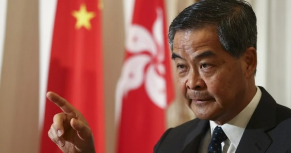 Hong Kong is not independent like Singapore and those who challenge Beijing's authority are separatists, says CY Leung, China News