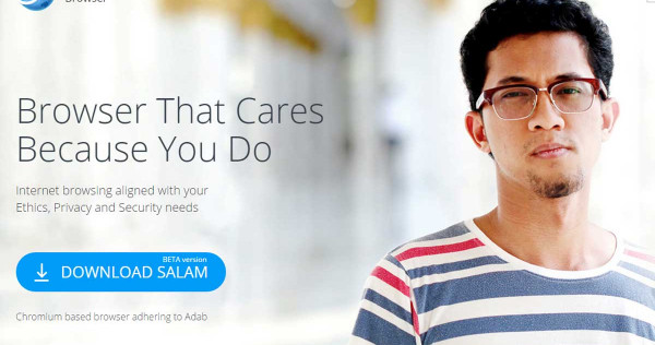 Halal' web browser for people who want to stay clean online