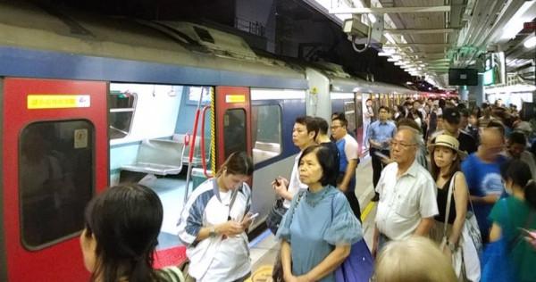 Man dies at Hong Kong MTR station after falling from