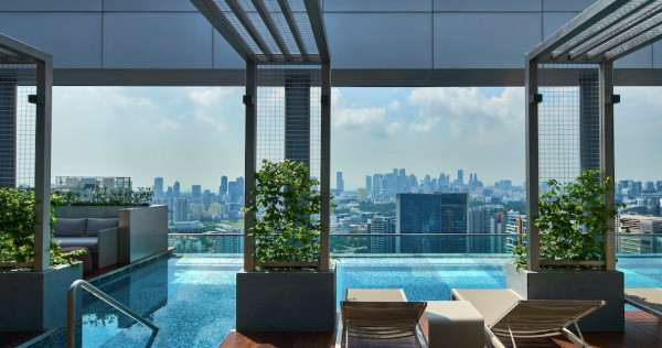 Singapore staycation spotlight: Courtyard by Marriott