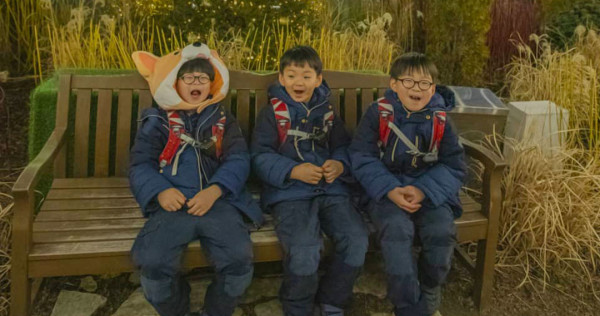 Song triplets had urine thrown at them by racists in France