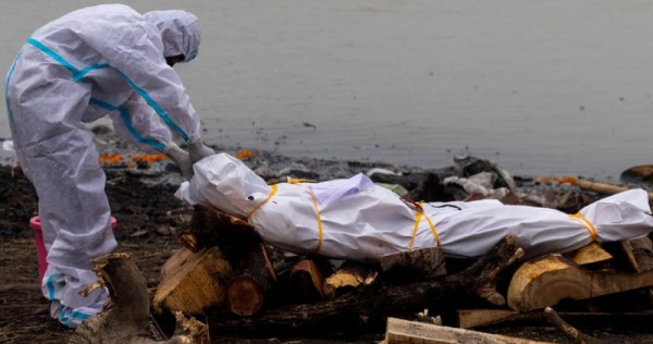Bodies of Covid-19 victims among those dumped in India's Ganges: Government document, Asia News