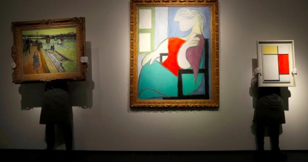 Picasso oil painting sells for over $133m at New York auction, World News