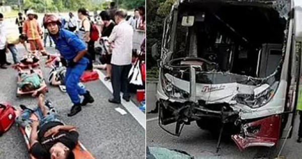 At least 7 Singaporeans injured in Genting crash, Malaysia News