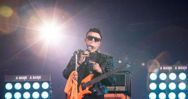 Business News: Tearful Jack Ma bids Alibaba farewell with rock star show