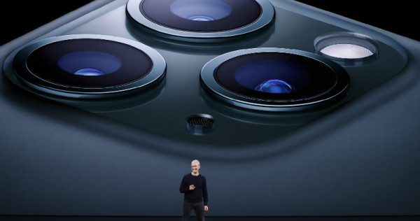 Business News: Apple's new iPhones shift smartphone camera battleground to AI