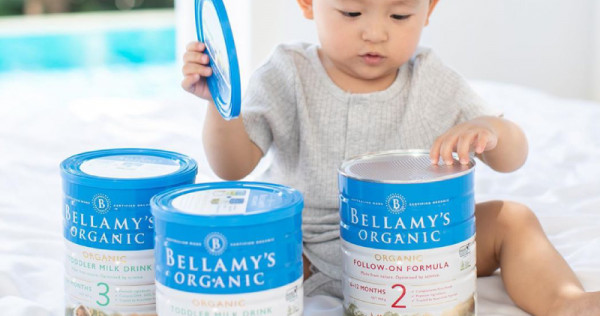Business News: China's Mengniu Dairy aims to buy Australia baby milk formula maker Bellamy