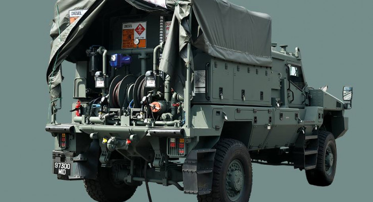 SAF rolls out new customisable vehicle to replace 5-tonners