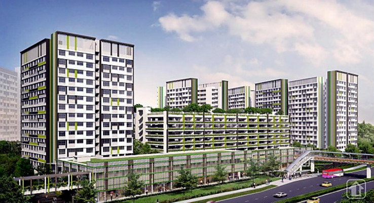 BTO flats in Hougang prove popular, Business News - AsiaOne