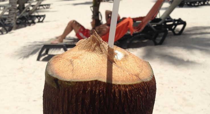 Is coconut water actually healthy? Here's what the experts