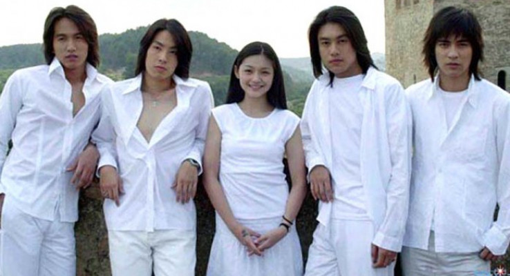 What happened to the original cast of 'Meteor Garden